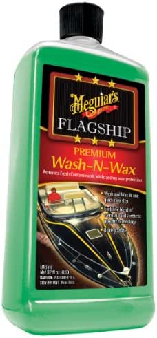 Meguiar's Flagship Wash-N-Wax