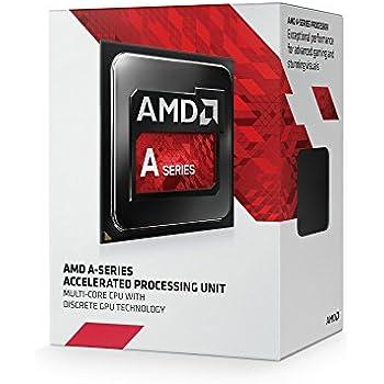 AMD A4-7300 APU Dual Core Radeon CPU Processor HD8470D Graphics FM2 3800Mhz 65W 1MB (AD7300OKHLBOX)