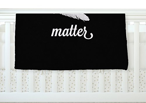 KESS InHouse Skye Zambrana Mind Over Matter Fleece Baby Blanket 40 x 30 [並行輸入品]   B077YTWHZ1