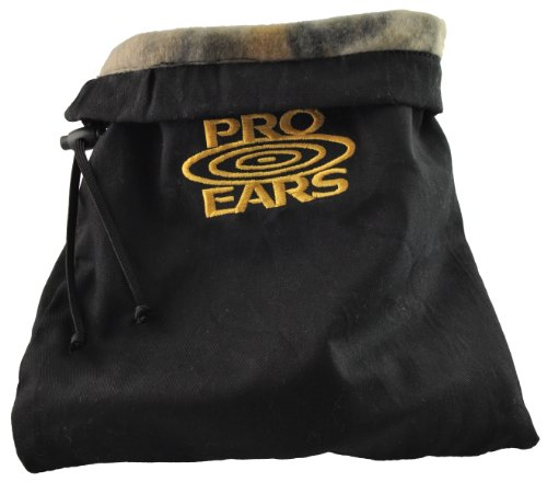 Pro Ears - Carry Bag - Accessories - Fits All Models - Black