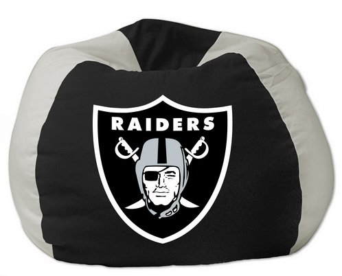 Raiders Bean Bag Chair-By BlueTECH