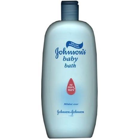 Johnson's Baby Bath Mildest Ever, 500 ml (16.9 fl oz) (2) Johnson & Johnson 3670003