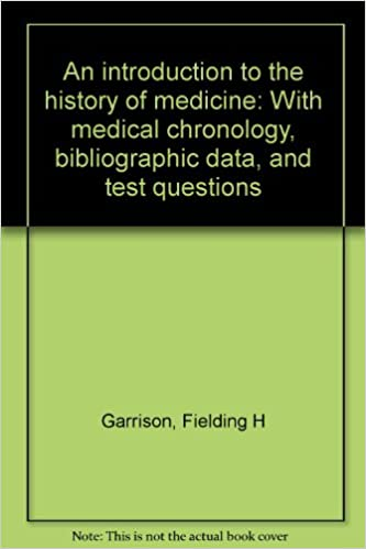 ??DOC?? An Introduction To The History Of Medicine: With Medical Chronology, Bibliographic Data, And Test Questions. Directo Williams sistemas datos Photos Model Donate Vuelos