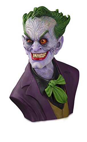 DC Collectibles Gallery: The Joker by Rick Baker 1: Scale Bust, -