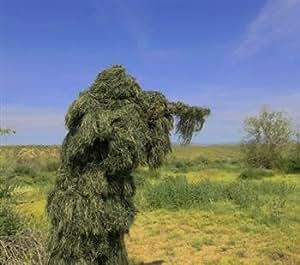 Ghost Ghillie Suit Woodland Regular