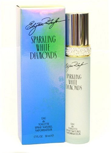 (Sparkling White Diamonds By Elizabeth Taylor For Women. Eau De Toilette Spray 1.7 Oz.)