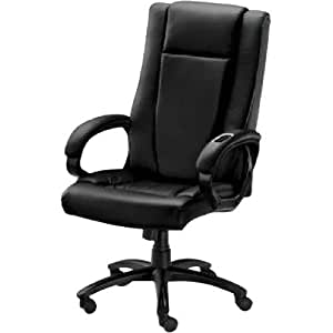HoMedics Shiatsu Massaging Office Chair, Black