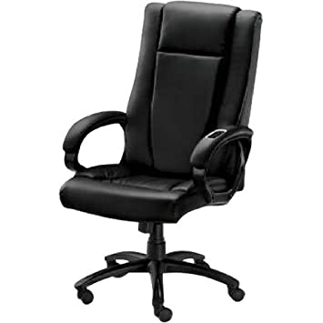 Amazoncom HoMedics Shiatsu Massaging Office Chair Black Health