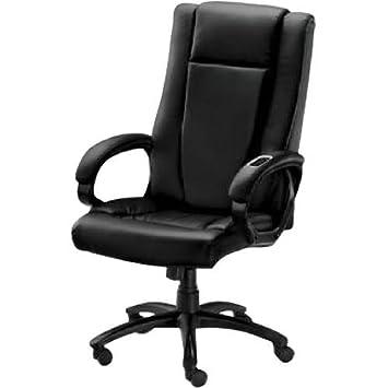 HoMedics Shiatsu Massaging Office Chair, Black