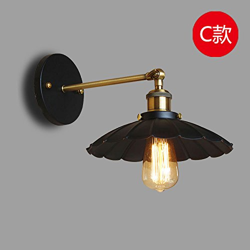 Wall Lamps Lamps & Shades Loft Industrial Adjustable Long Swing Arm Wall Lamp Fixture Vintage Edison Bulb Wandlamp Lamparas De Pared Lights Lampen Sconce