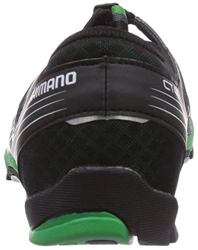 de SH Black Ciclismo Unisex Calzado CT46 Shimano Green q7wg81g