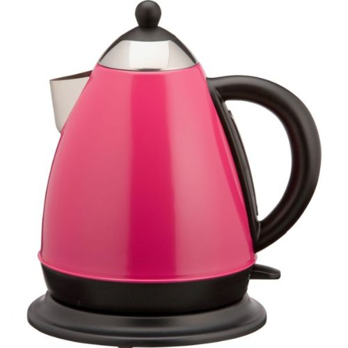 Valued Colourmatch Stainless Steel Jug Kettle Funky