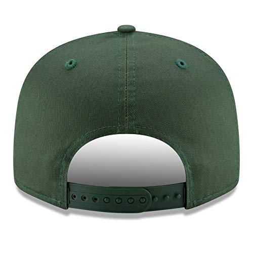a8b069282 Amazon.com   New Era New York Jets Hat NFL Hunter Green 9FIFTY Snapback  Adjustable Cap Adult One Size   Sports   Outdoors