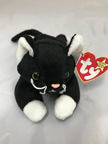 5d36714062a Beanie Babies Zip The Black Cat - Ty - Import It All