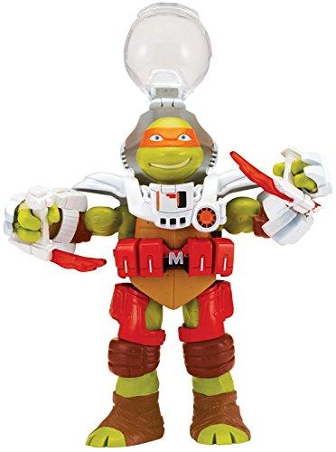 "Teenage Mutant Ninja Turtles 11"" Dimension X Michelangelo Figure"
