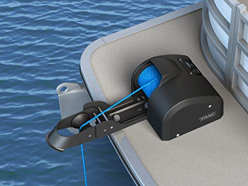 (Pontoon 35 Electric Anchor Winch)