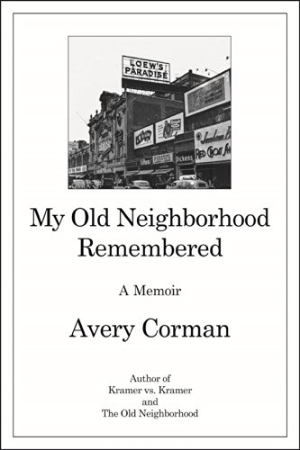 Image of My Old Neighborhood Remembered: A Memoir