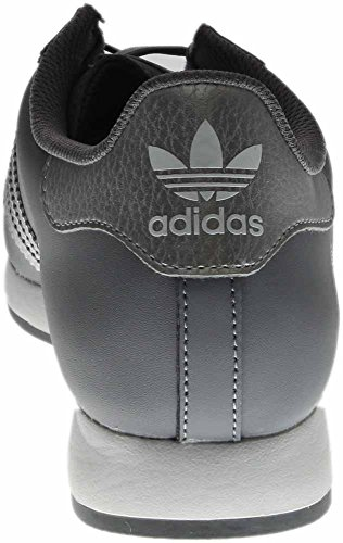 Adidas Men's Samoa Fashion Sneaker Grey/Silver/White online store discount browse new arrival for sale buy cheap explore vig3OedCA