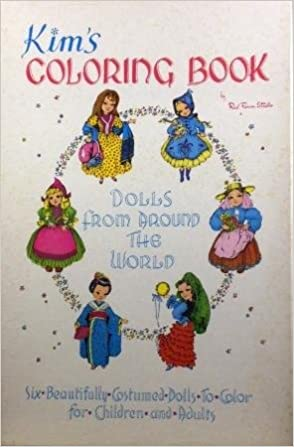 Kim\'s Kate Greenaway Coloring Book: Amazon.com: Books
