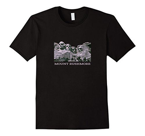 T-Shirt - National Monument Sculpture Tee Small Black (Sculpture Monument)