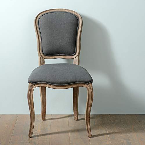 Collection Murano Celeste Adept Home Chaise en Acajou