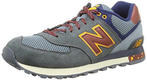 New Balance Herren, nbml574tsy Grau (Grey)