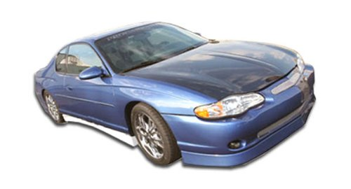 Duraflex ED-UMB-574 F-1 Body Kit - 4 Piece Body Kit - Compatible For Chevrolet Monte Carlo 2000-2005