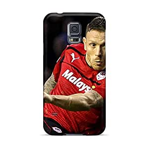 Bumper Hard Phone Covers For Samsung Galaxy S5 (Ccl19703svHb) Custom High-definition Muse Series