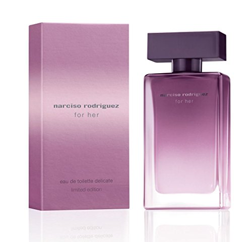 (Narciso Rodriguez Limited Edition Eau de Toilette Delicate Spray for Women, 4.2 Ounce)