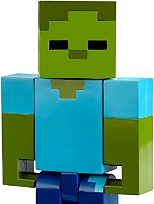 Minecraft Zombie Large Scale Action Figure by Mattel