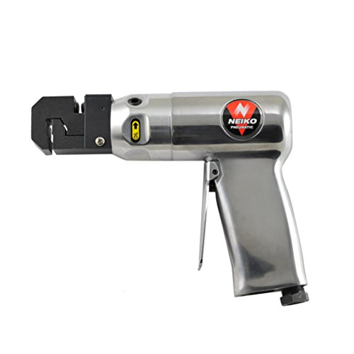 Used, Neiko 30091A Pneumatic Hole Punch and Flange Crimp for sale  Delivered anywhere in USA