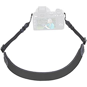 OP/TECH USA 2201021 Bin/Op Strap - QD (Black)