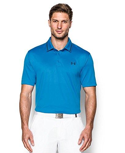 Under Armour Men s UA coldblack Address Polo Medium BRILLIANT BLUE - Buy  Online in UAE.  fff2dd03ff69f