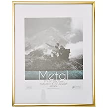 Timeless Frames Metal Wall Photo Frame, 11 X 14-Inch, Gold
