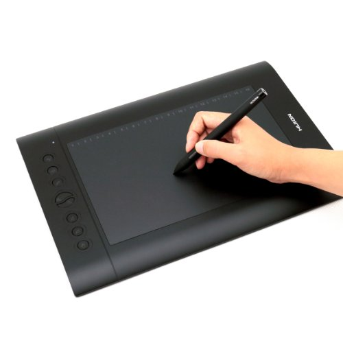 Huion H610PRO Painting Drawing Pen Graphics Tablet (Books On Corel Painter compare prices)