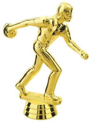 TrophyクランチBowler Trophyトッパー B07D3RSLSC Bowling Male