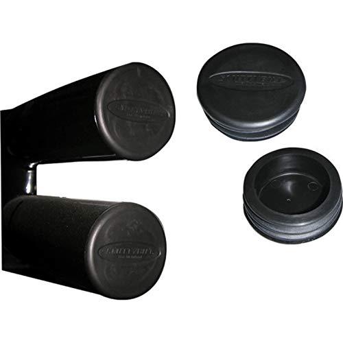 3 Inch Tubular Bumpers - Smittybilt TA25-C Tubular Bumper End Caps, 3