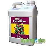General Hydroponics FloraMicro 2.5 Gallon Gh Flora Micro 2.5Gal Nutrient Grow .#GG4346 43ETR98-Y484517