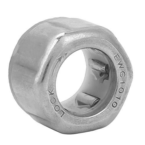 (101710 mm Needle Roller Bearing, 4Pcs EWC1010 One Way Clutch Needle Bearing Fishing Gear Bearing 101710 mm for High-Speed Motors, Precision Instruments, Bearing Steel ...)