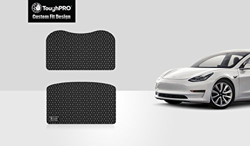 ToughPRO Cargo/Trunk Mat Compatible with Tesla Model 3 - All