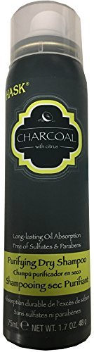 Hask Charcoal with Citrus Purifying Dry Shampoo 1.7oz