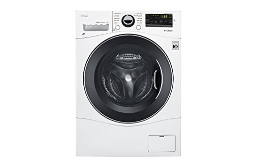 LG Electronics 2.3 cu. ft. High-Efficiency Front Load Washer