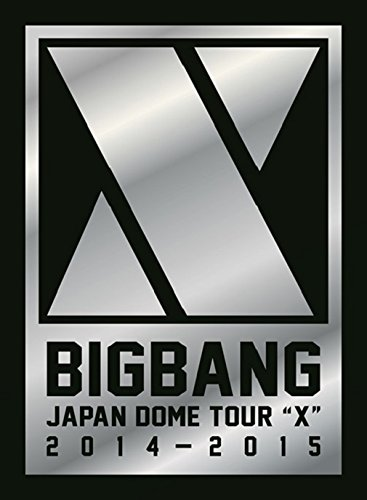 BIGBANG/JAPAN DOME TOUR2014〜2015 X -DELUXE EDITION-の商品画像