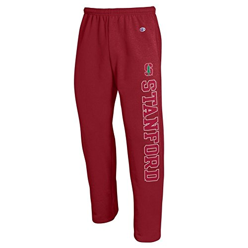 Elite Fan Shop Stanford Cardinals Sweatpants Pockets Cardinal - XL
