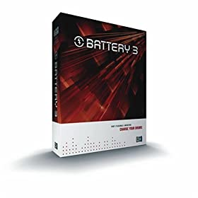 Native Instruments BATTERY3