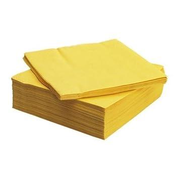 """IKEA 50-er Set Papierservietten """"Fantastisk"""" Servietten 40x40cm ..."""