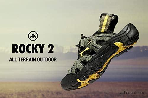 [アティカ] メンズ スポーツサンダル アウトドア サンダル Cairo/Orbital/Rocky2