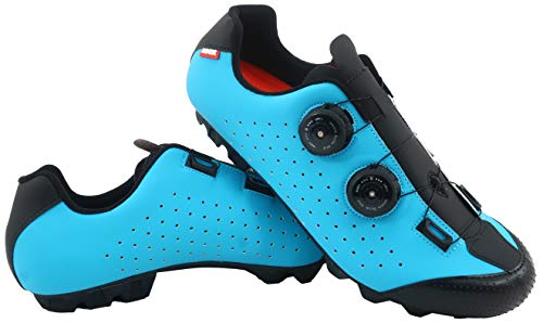 Luck Eros fietsschoenen, volwassenen, unisex, blauw, 44 EU