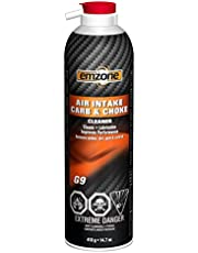 emzone Air Intake Carb and Choke Cleaner, 14.75 Ounces