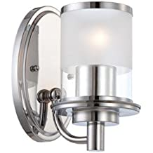Designers Fountain 6691-CH Essence Wall Sconces, Chrome by Designers Fountain